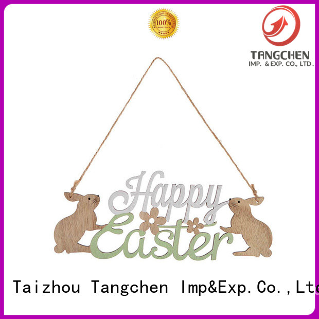 Tangchen sale easter bunny decorations for business