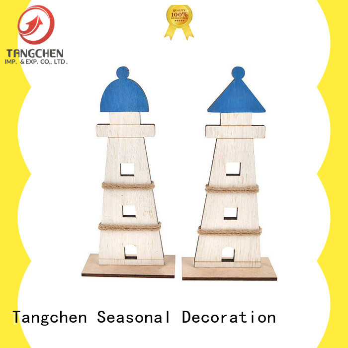High-quality nautical home decor wooden company for home decoration