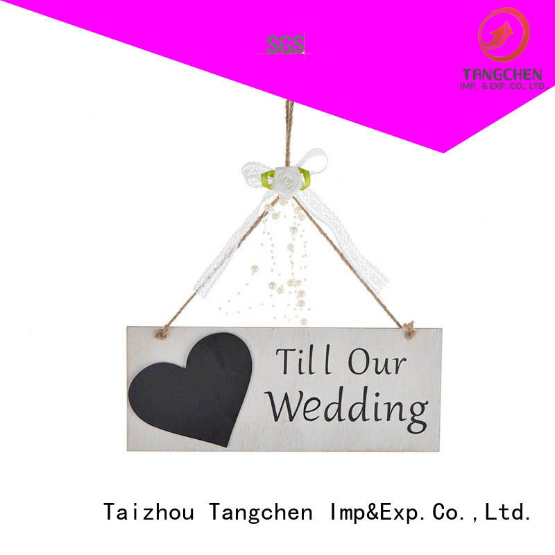 Tangchen Wholesale marriage decoration manufacturers for holiday decoration