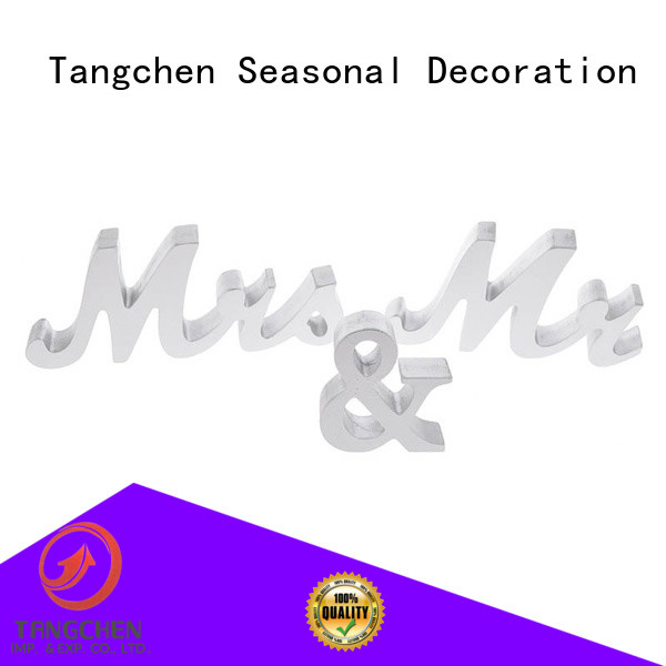 Tangchen Custom wedding ceremony decorations manufacturers for home decoration