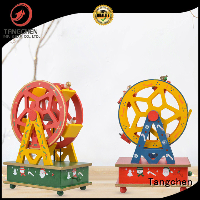Tangchen New outside christmas decorations for business for christmas