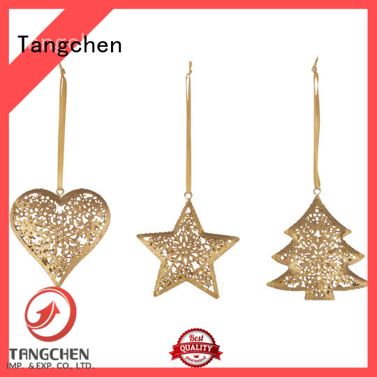 Tangchen startreeheart Christmas Decorations Supply for christmas