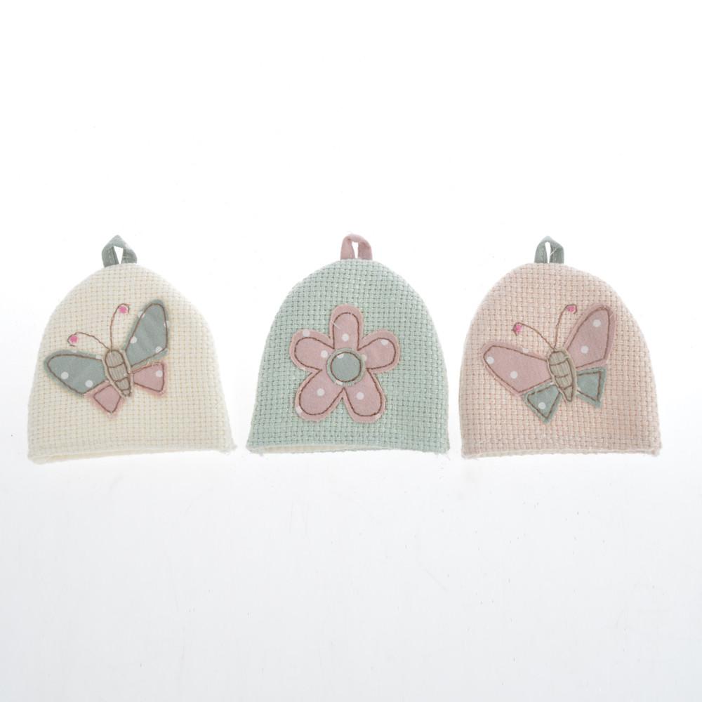 fabric bag shape craft decoration egg holder candy cover Easter pendants favor gift