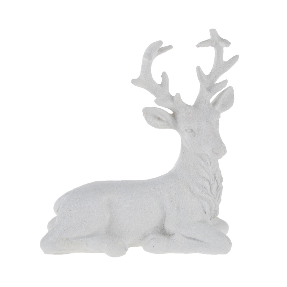 home decoration for sale resin deer polyresin elk decor