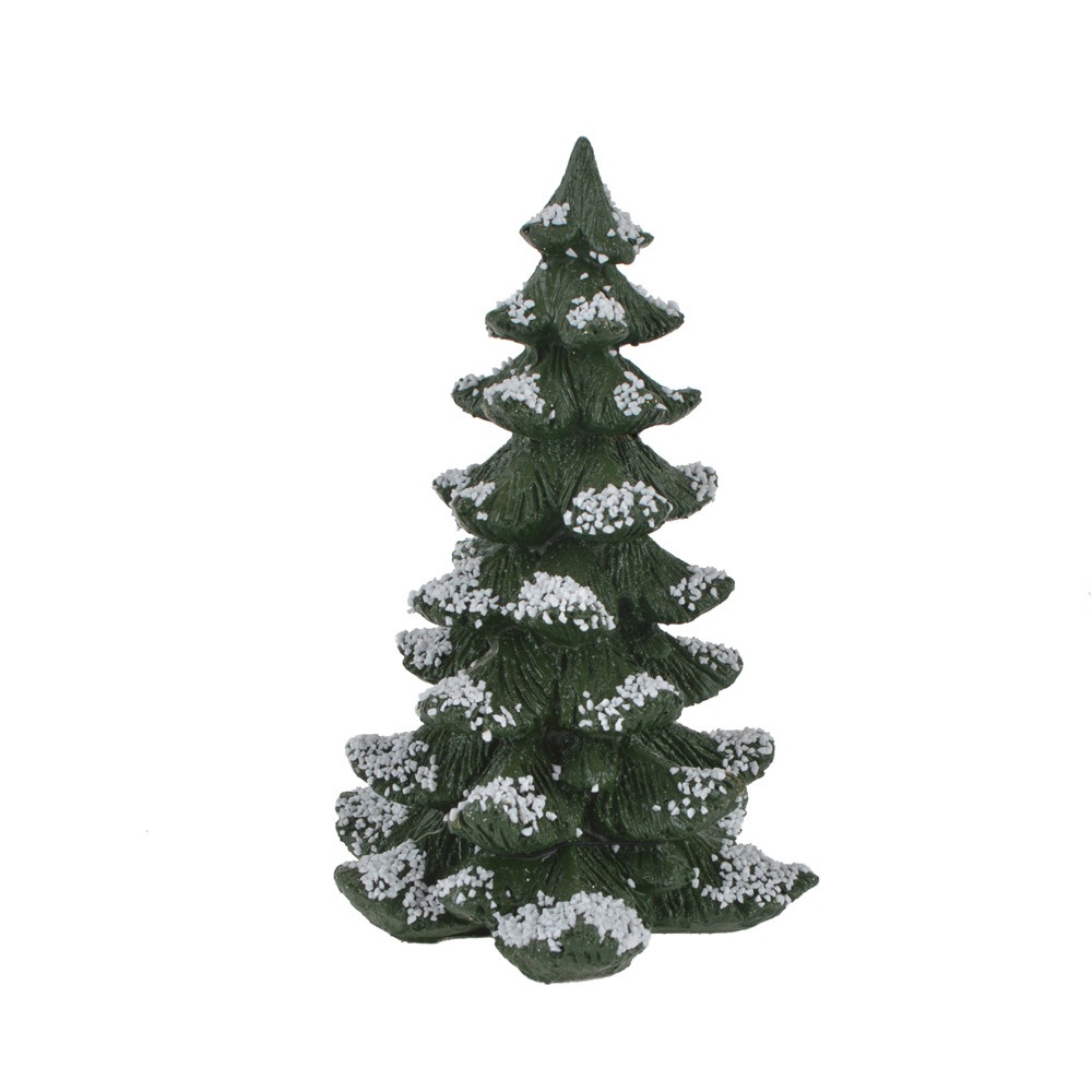 animal ornaments resin Christmas tree house decoration table centerpieces