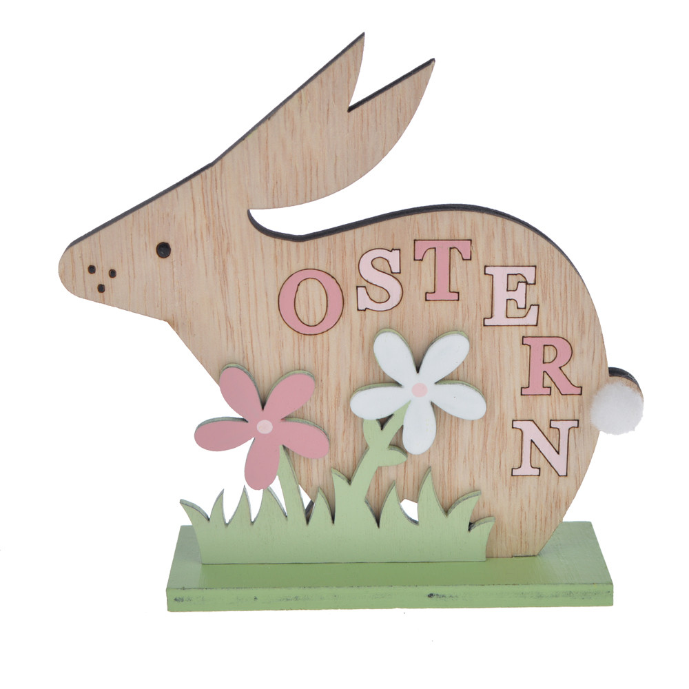 Easter craft best selling products easter bunny table decorations