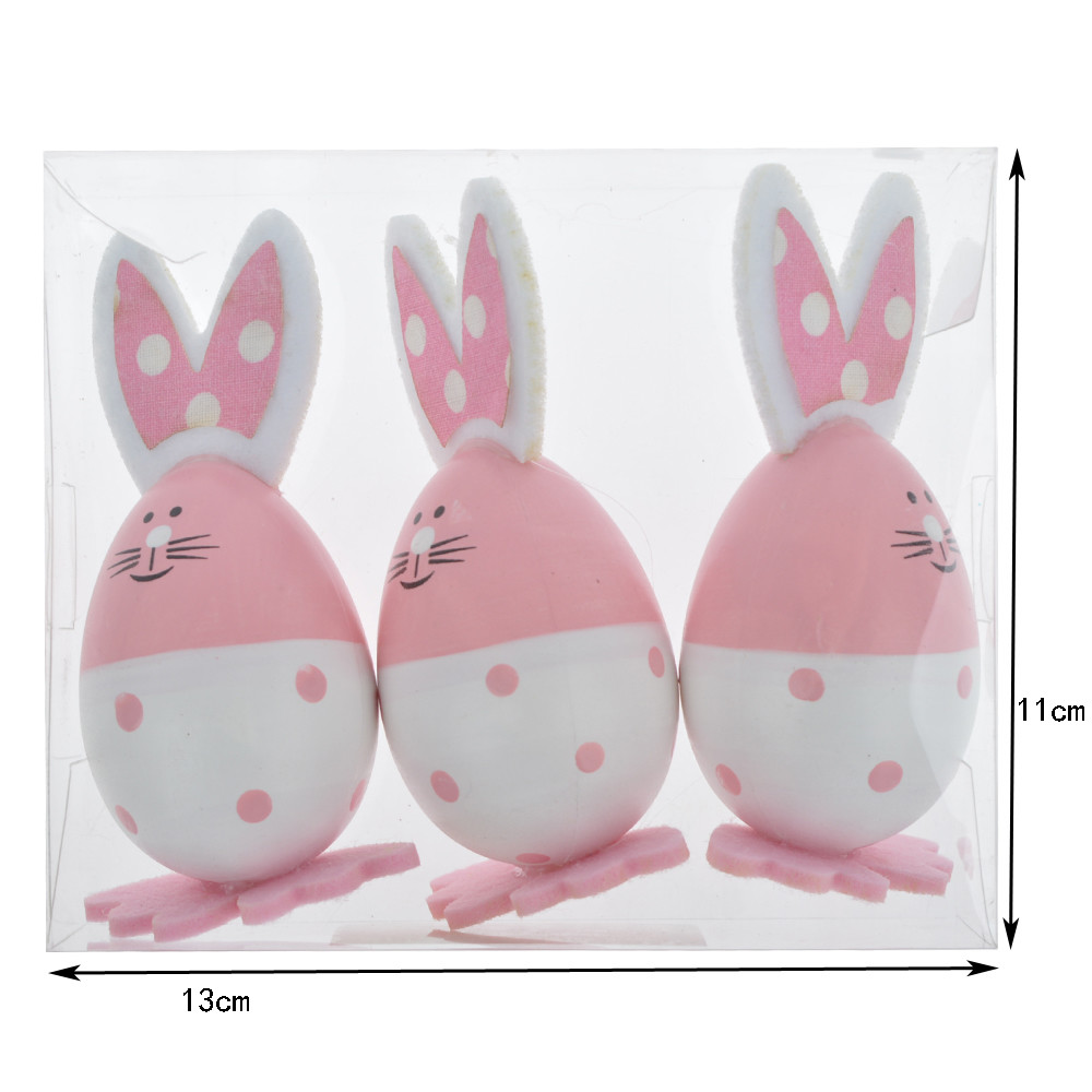 Easter bunny Egg Kids Basket Stuffers Fillers decoration