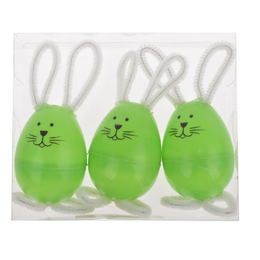 Bright Empty Shells Easter Eggs Hunt Classroom Prize decoration
