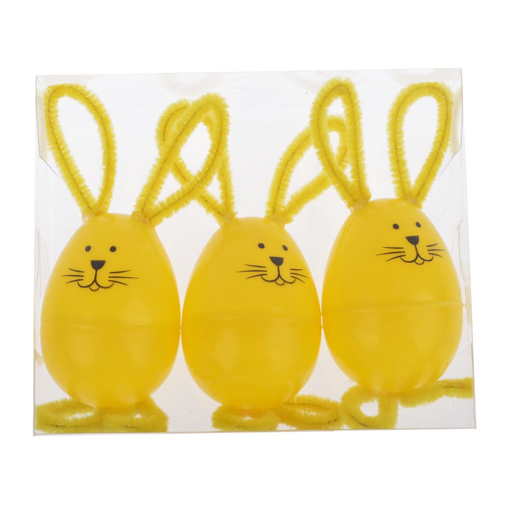 Plastic Easter Eggs Assorted Color Easter Basket Stuffers for Easter Hunt Filling Treats and Party Favor