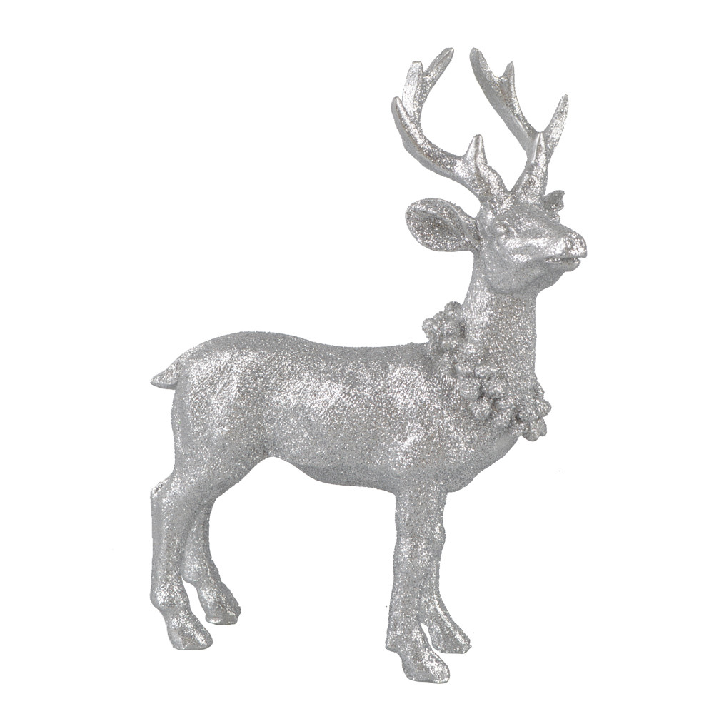 Rresin Animal Deer Small Size Decoration Figurines