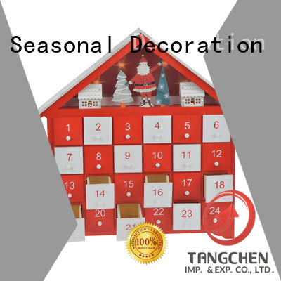 Best christmas countdown calendar led Supply for home decoration