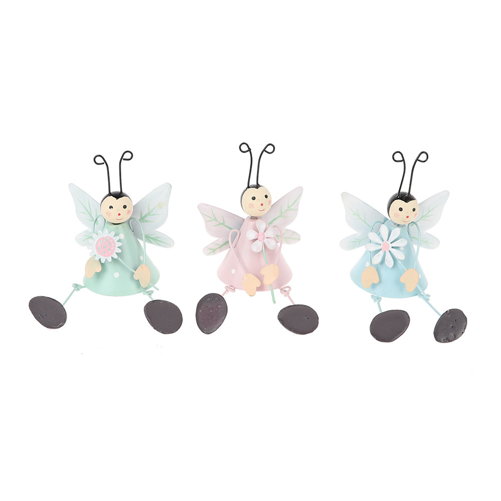 cute sit honey bee easter decoration