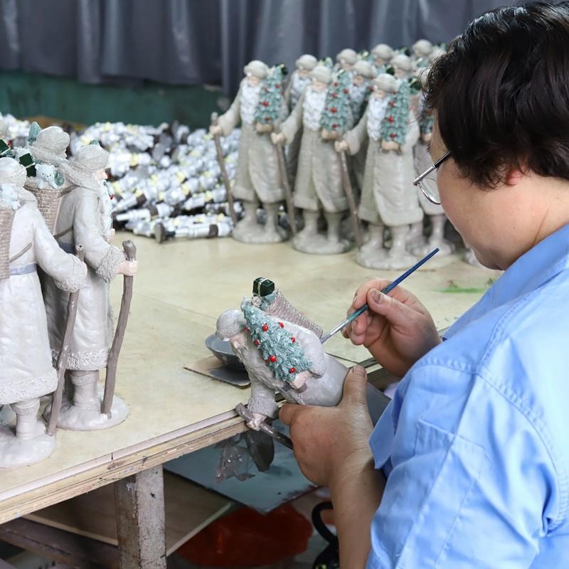Polyreisn decoration factory