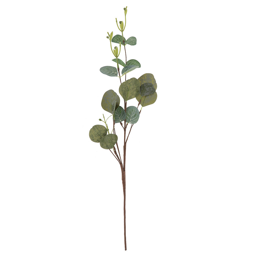Christmas Green Artificial Plastic Leaves Tree Branches for Home Wedding Decor