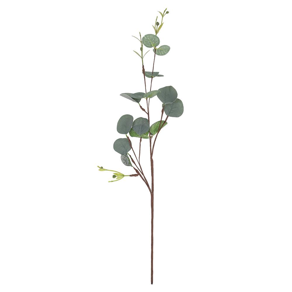 DIY Home decoration Artificial leaf Eucalyptus Tree Branches Handmade Artificial Plastic Plants