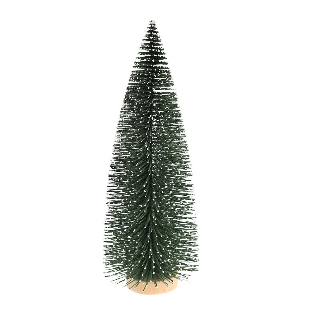 Hot sale Christmas bottle brush tree