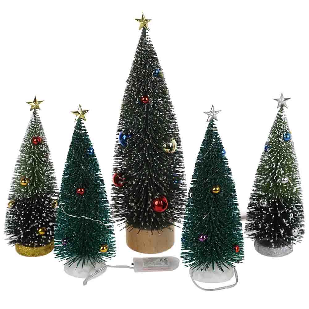 Artificial led Tree Home Decoration Supplier Pine Decoration Party Artificial Kids Gifts DIY Christmas Tree