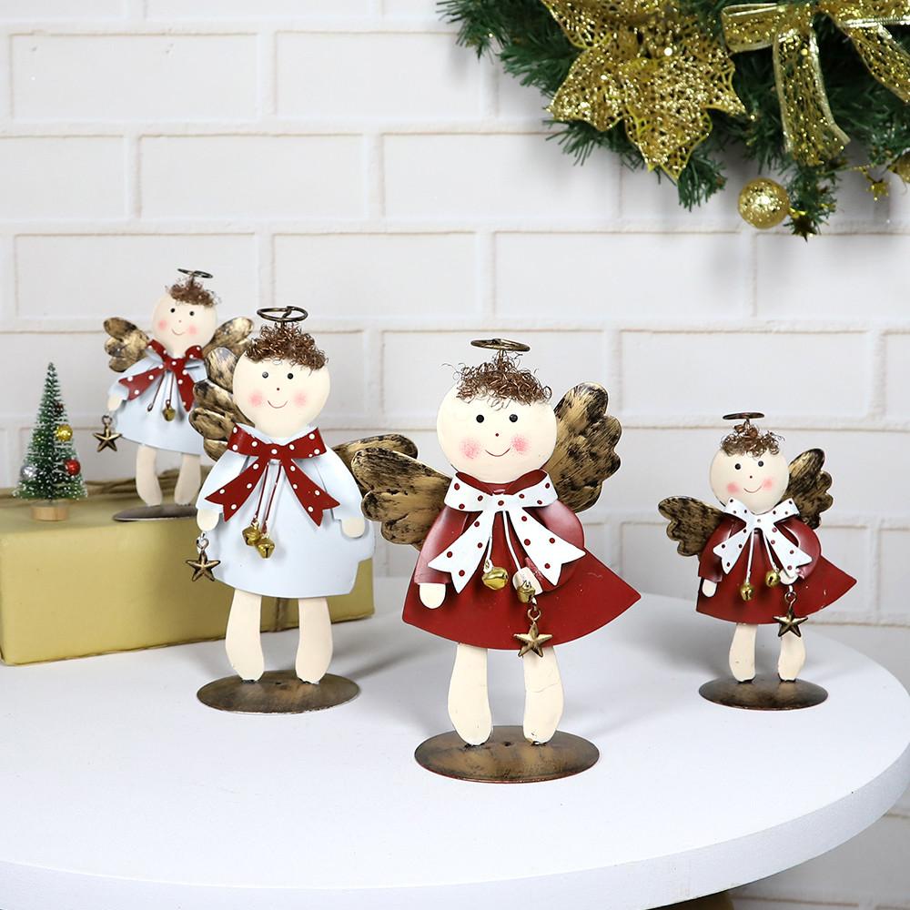 Metal crafts Seasonal decorations supplier wholesaler holiday decor home ornaments