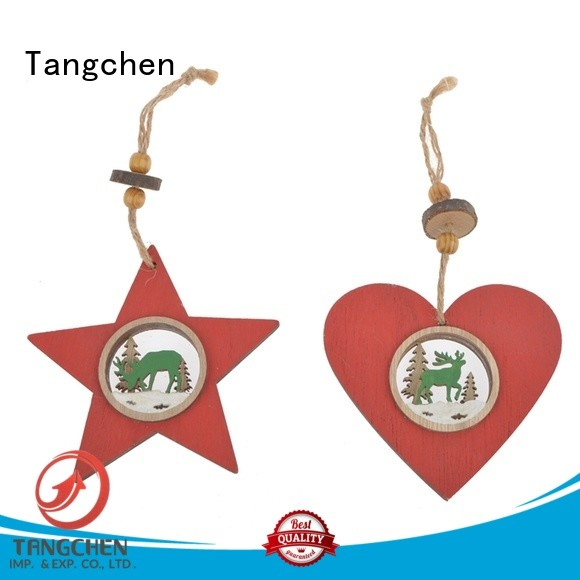 Tangchen Best metal christmas tree Supply for home