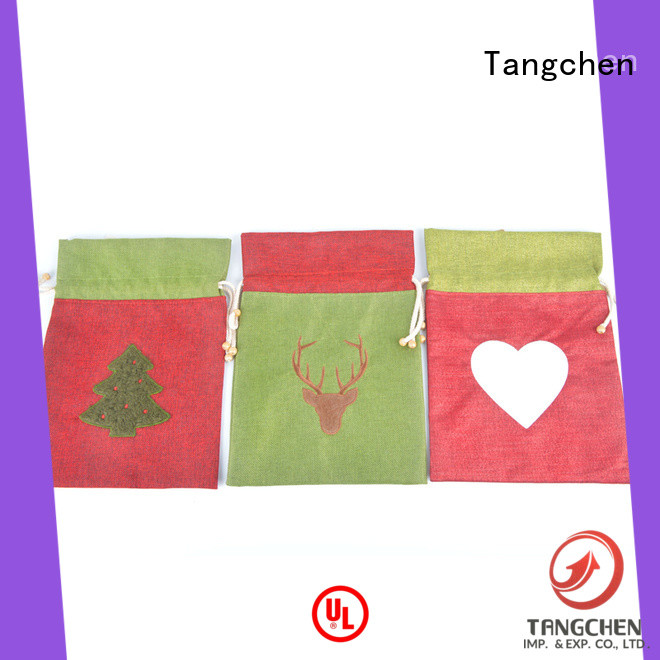 Tangchen jewelry present sack Supply for christmas