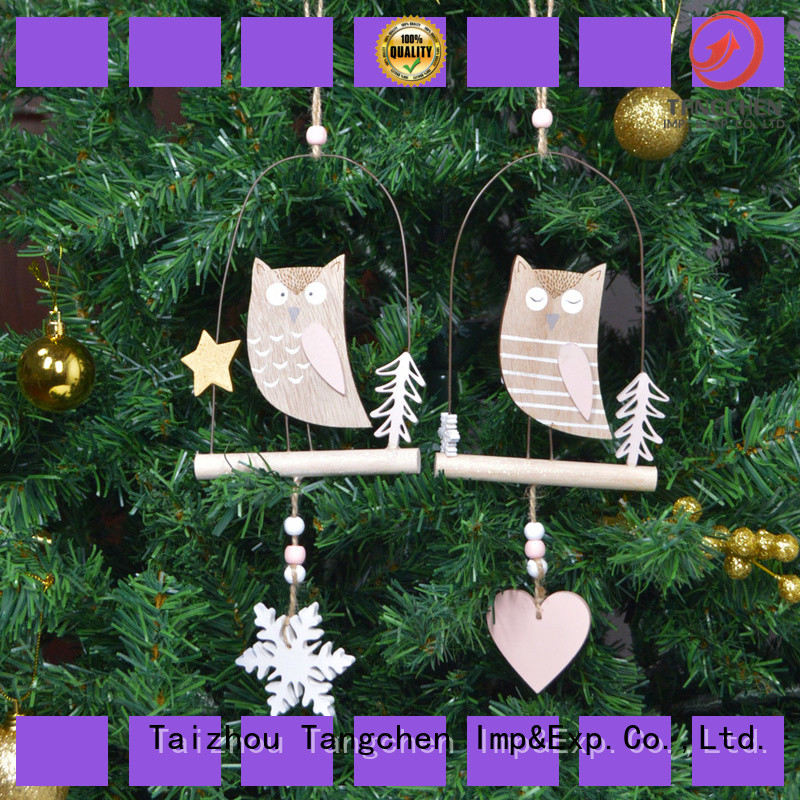Tangchen Custom traditional christmas decorations factory for home decoration