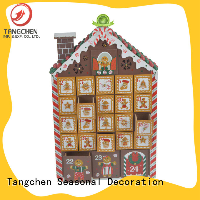 Tangchen bags white christmas decorations manufacturers for holiday decoration
