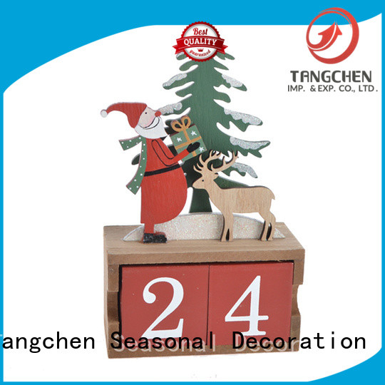 Tangchen children christmas countdown calendar Supply for home