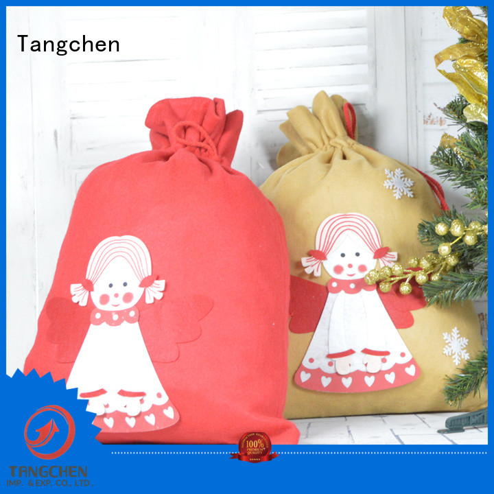 Tangchen party large christmas gift sacks manufacturers for christmas