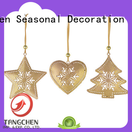 Tangchen draw large christmas decorations manufacturers for christmas
