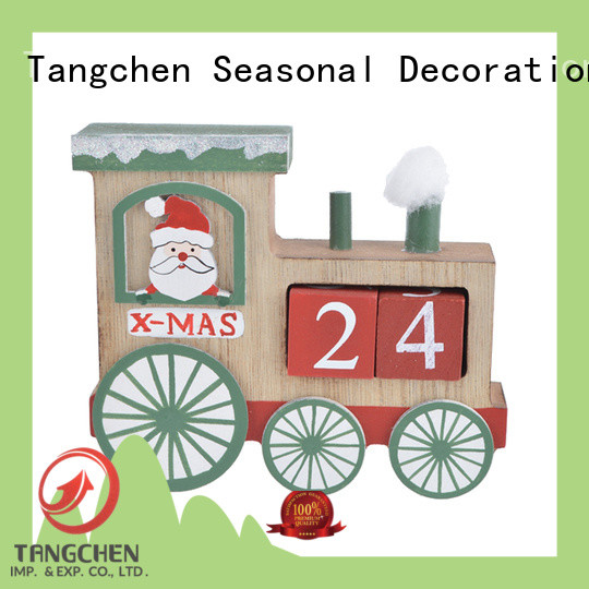 Tangchen Top christmas count down factory for holiday decoration