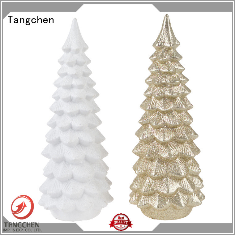 High-quality white christmas ornaments jute for business for home