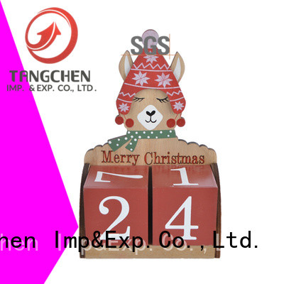 Tangchen Wholesale christmas table decorations manufacturers for holiday decoration