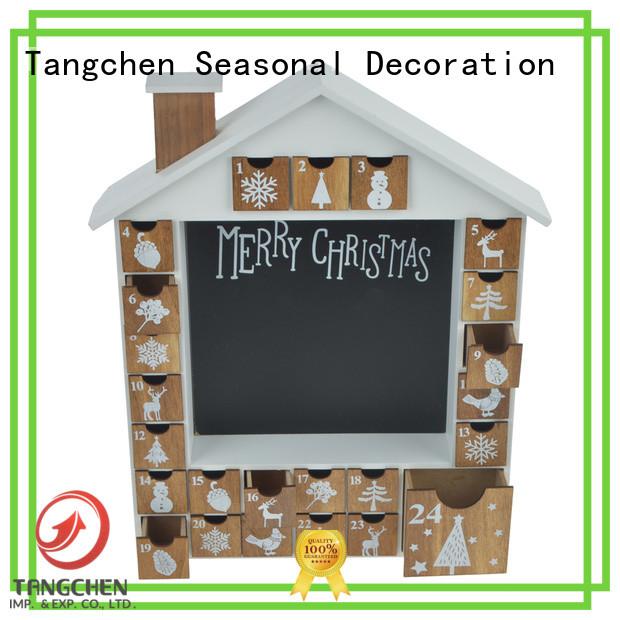 Tangchen stands unique christmas ornaments manufacturers for home decoration