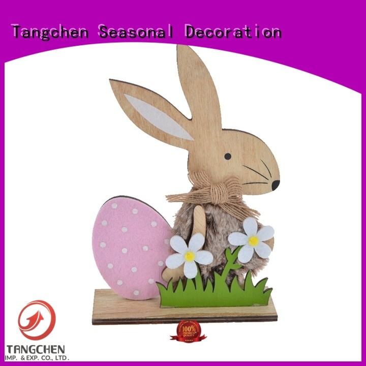 Custom easter home decor gifts factory for home decoration