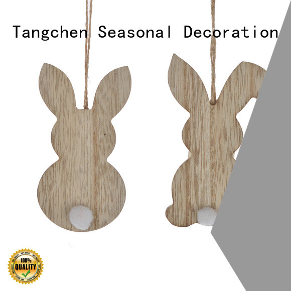 Tangchen plywood easter party decorations Supply for home