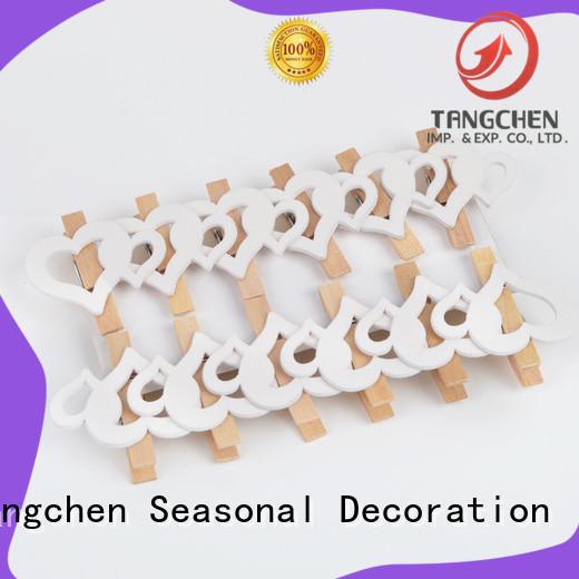 Tangchen clothspins wedding supplies decorations factory for wedding