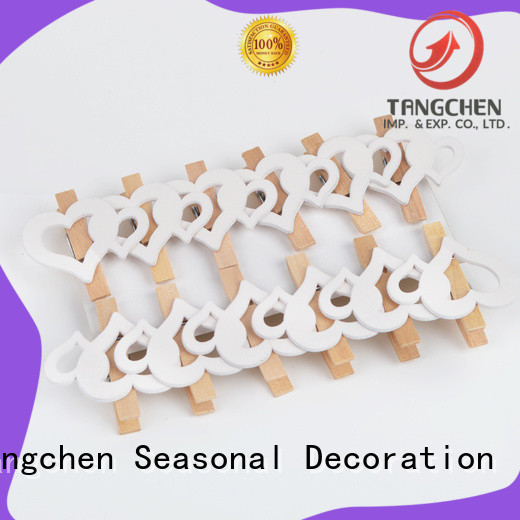 Tangchen clothspins wedding supplies decorations factory for wedding