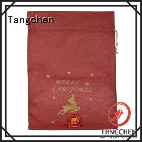 Tangchen High-quality large present sack Suppliers for home decoration