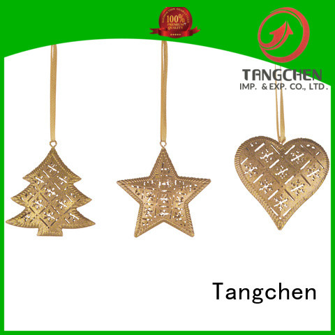 Tangchen handmade christmas tree decoration factory for home decoration