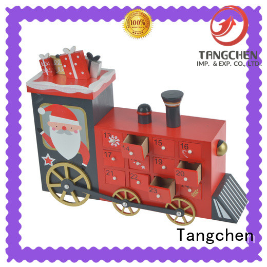 Tangchen display vintage christmas decorations Supply for home