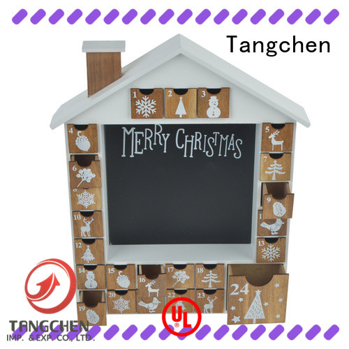 Tangchen year christmas calendar company for home decoration