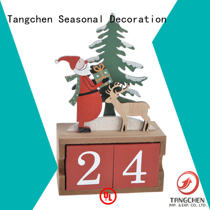 Tangchen High-quality christmas decorations indoor company for home