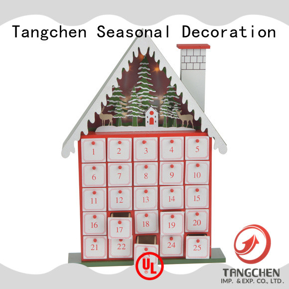 Tangchen Latest reindeer decorations Suppliers for home