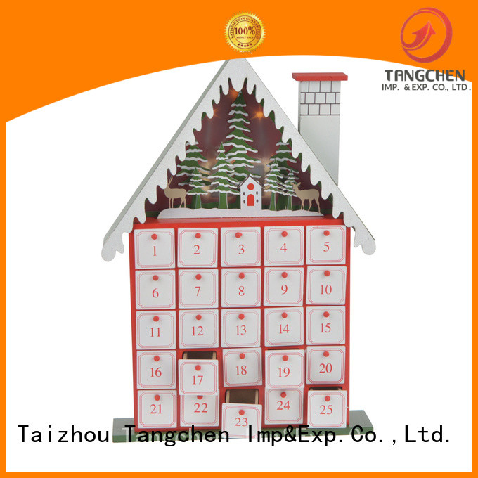 Wholesale christmas count down mini manufacturers for home