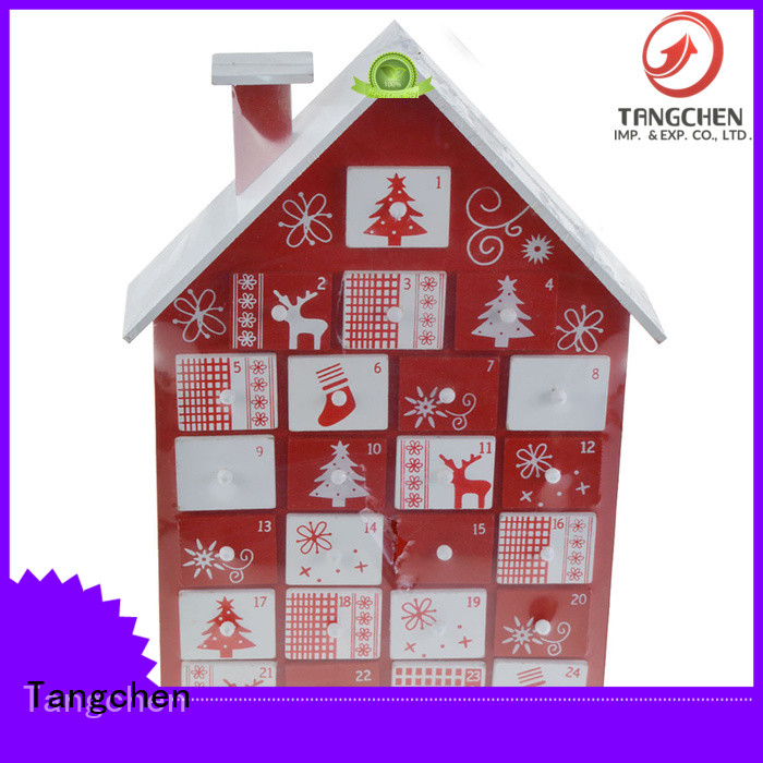 Tangchen holiday christmas calendar for business for holiday decoration