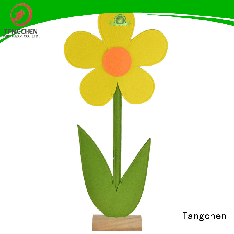 Tangchen colored easter bunny decorations for business