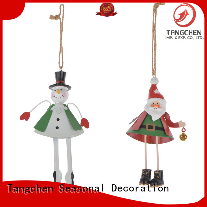 Tangchen recyclable mental christmas bell ornament Suppliers for home