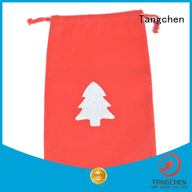 Tangchen large santa sack gift bags Suppliers for christmas
