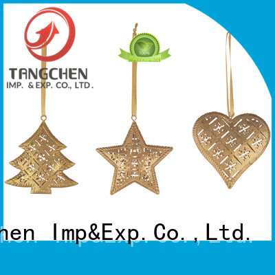 Tangchen party country christmas decorations factory for home