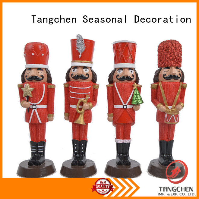 Custom toy soldier christmas decoration tabletop manufacturers for christmas